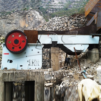 Indonesia 150T/H Calcite Crushing Line