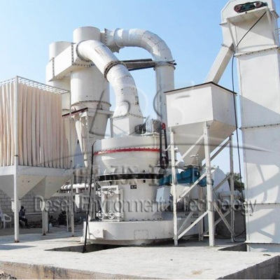 Gypsum Powder Grinding Mill
